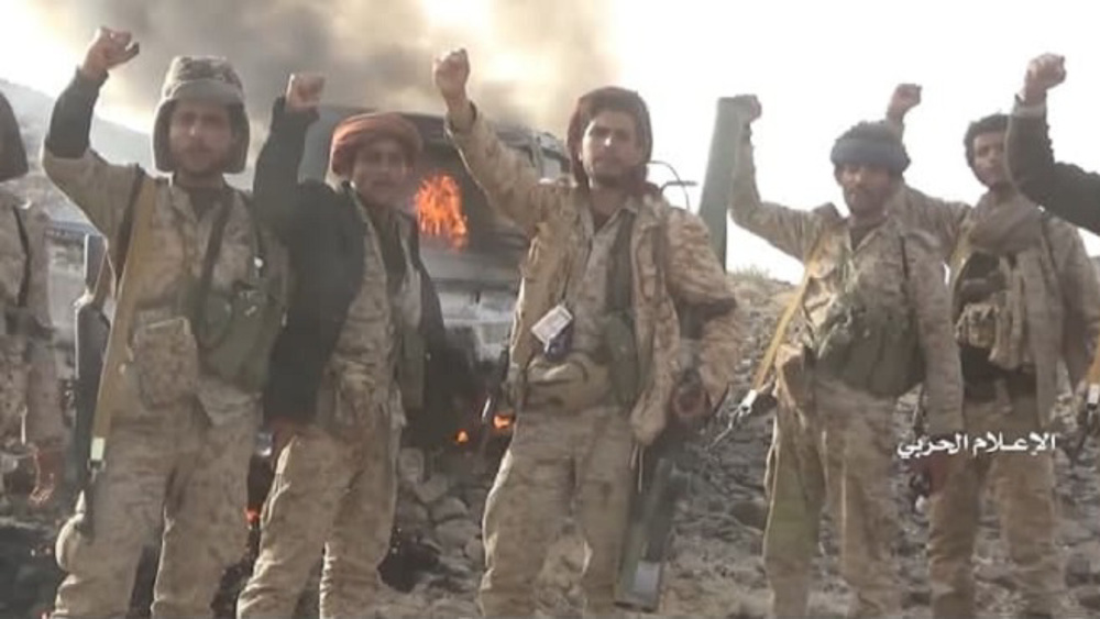 'Yemeni military operations will continue until foreign invaders expelled'