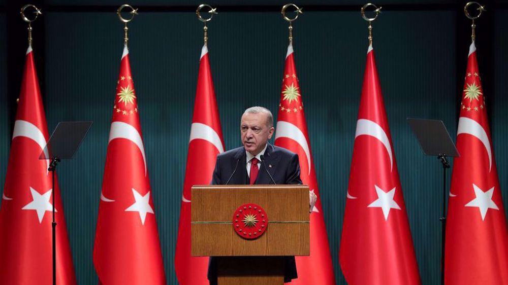 Turkey's Erdogan threatens fresh military incursion in Syria