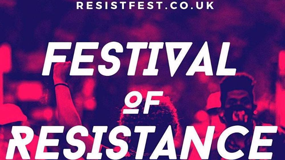 UK Resistance Festival pledges anti-imperialist fightback