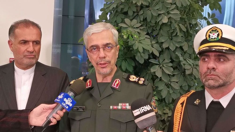 Iran resolved to boost military cooperation with Russia: Top commander