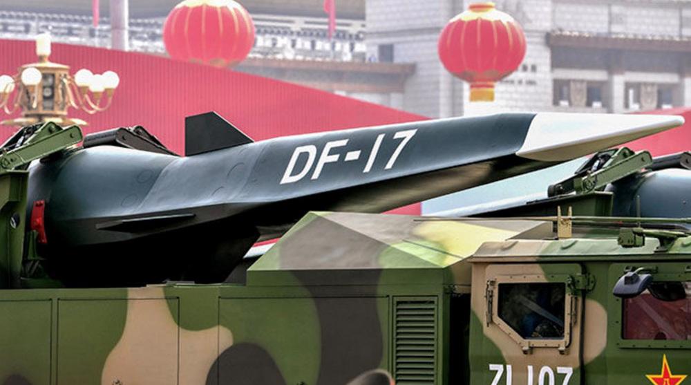 Taïwan: la réponse hypersonique de la Chine?