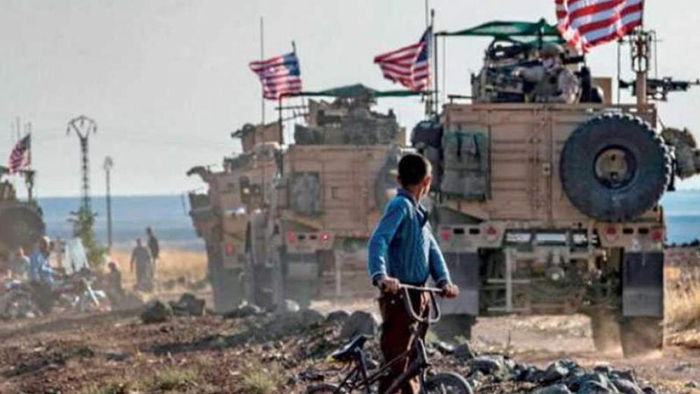 US policy toward Syria