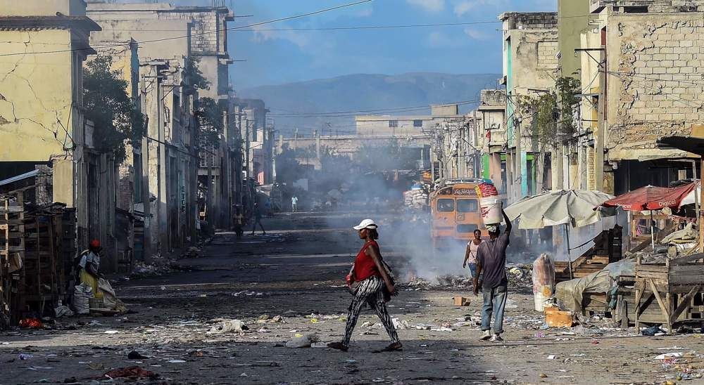 Officials: American missionaries kidnapped in Haiti