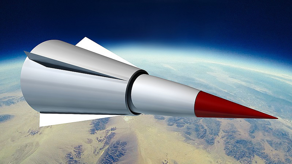 China tested 'nuclear-capable' hypersonic missile in August