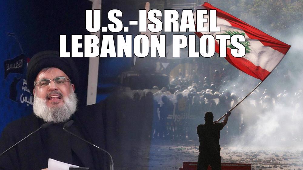 Israeli and US plots against Lebanon will fail