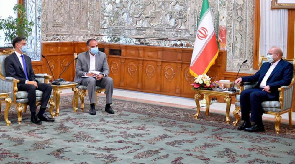 Qalibaf stresses importance of expanding Tehran-Caracas ties