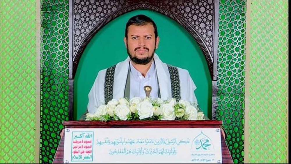 Ansarullah leader: Yemenis' fight for independence uncompromisable