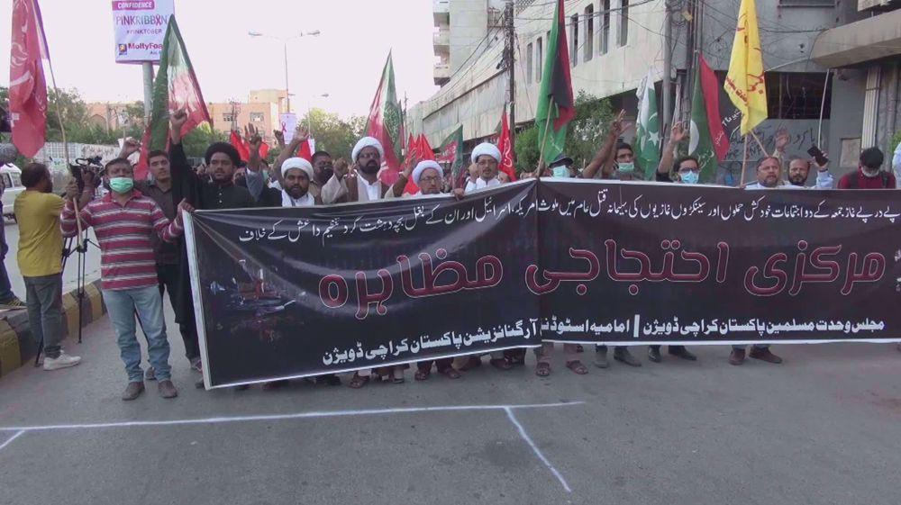 Pakistan's Muslims outraged over Kundus, Kandahar attacks