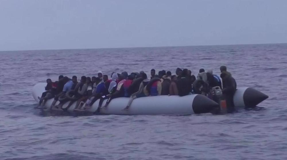 Around 80 migrants rescued off Libya's coast