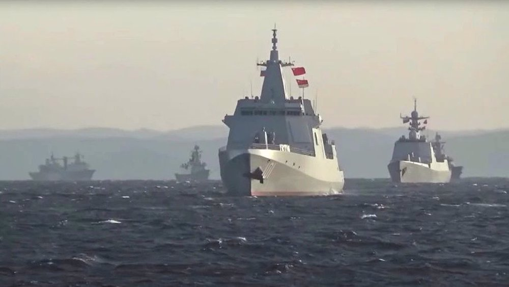 China, Russia vessels sail through Tsugaru Strait for first time, Japan claims