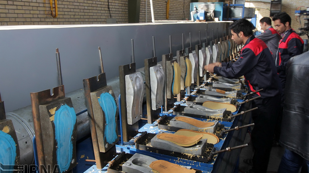 Iran's shoe industry thriving with ban on imports