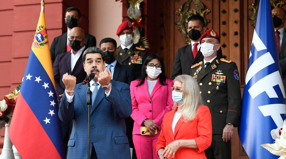 US kidnapped Saab with 'malice': Venezuela's Maduro