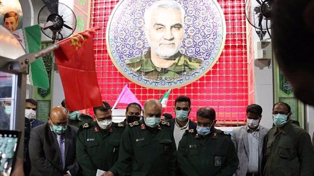 IRGC chief: US sanctions on Iran failed, enemy on back foot in region