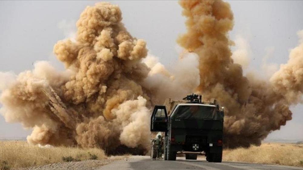 Irak: attaques anti-US an reprennent!
