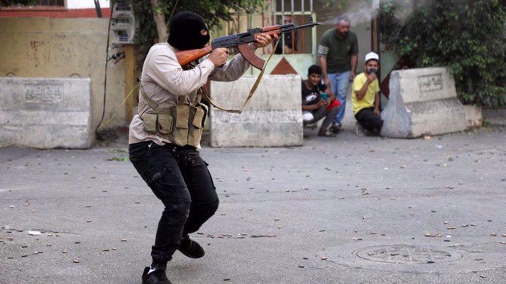 Ambush in Beirut