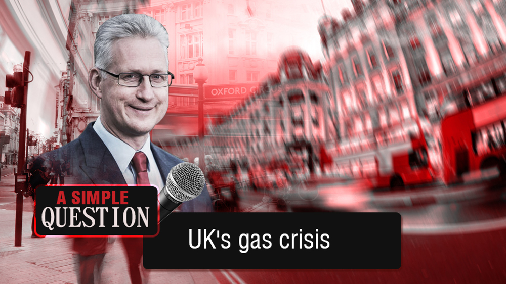 UK's gas crisis