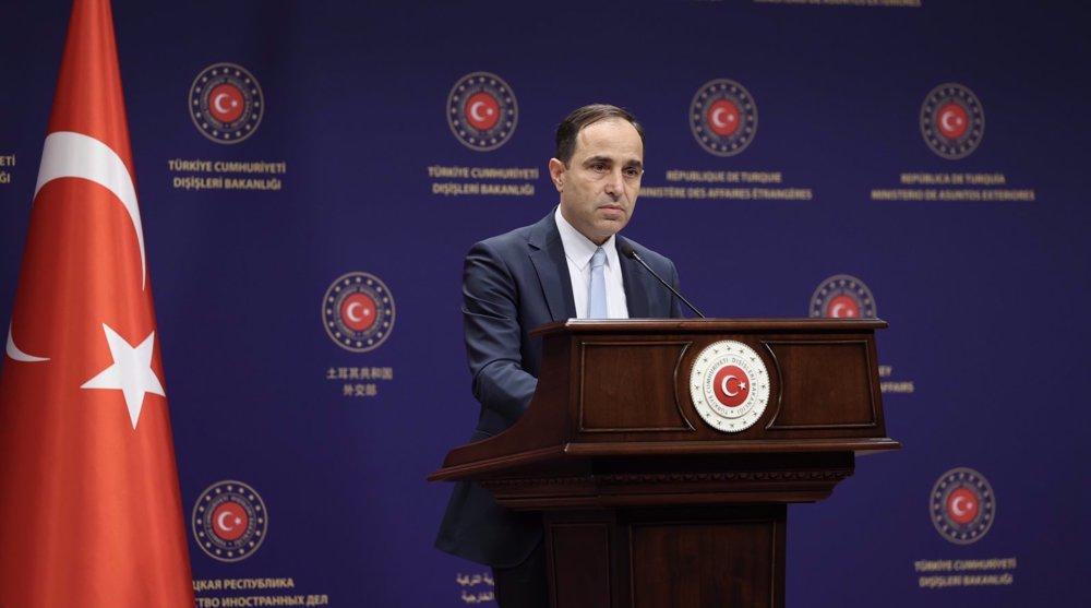 Turkey warns against warship deal between France, Greece