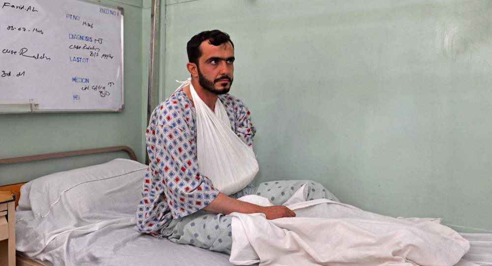 Iran takes in 30 injured Afghans for treatment after Kandahar terror attack