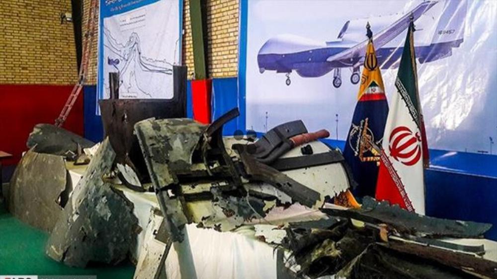 Global Hawk: coup de grâce iranien?