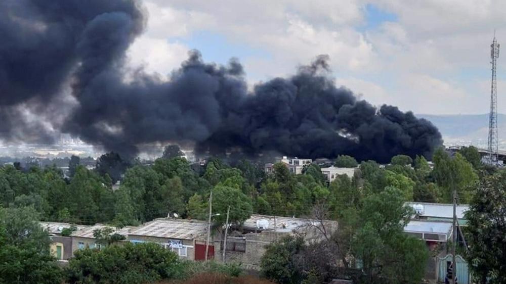 Two airstrikes target Ethiopia's war-battered Tigray