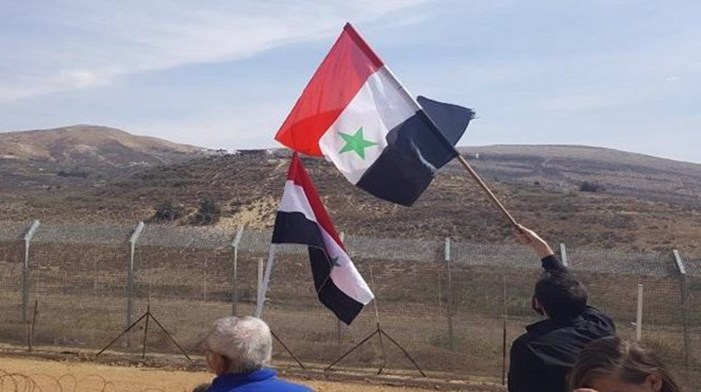 Israel Golan Heights occupation