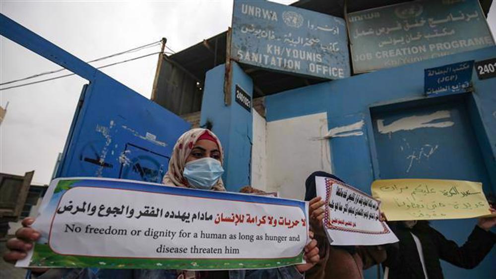 US-UNRWA framework agreement an attempt to liquidate Palestinian refugee issue
