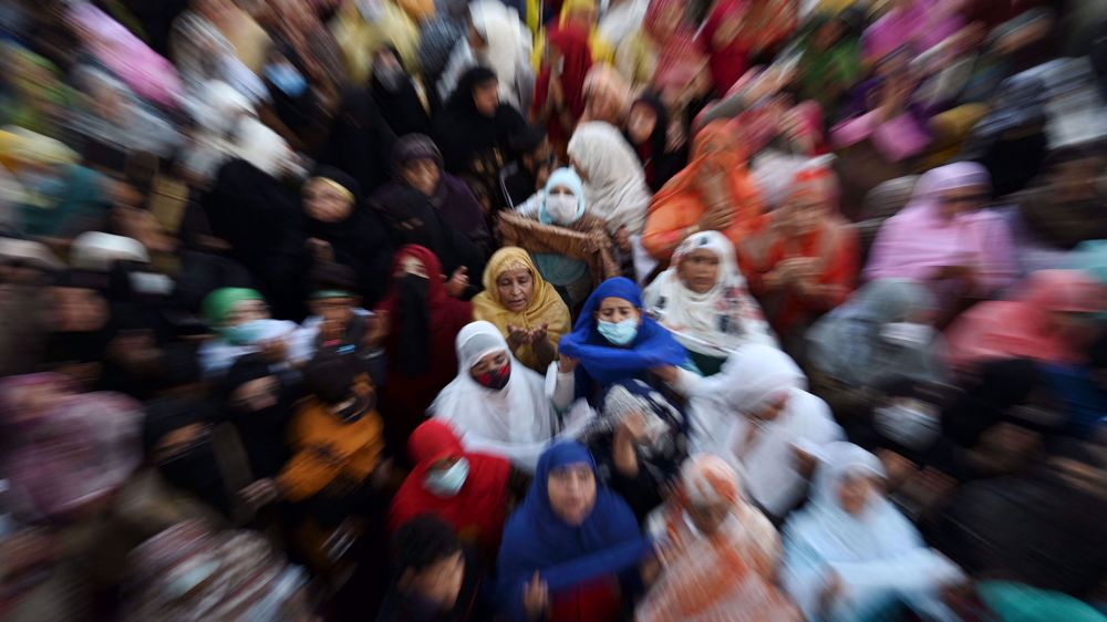 Religious scholars in Kashmir call for unity among Muslims