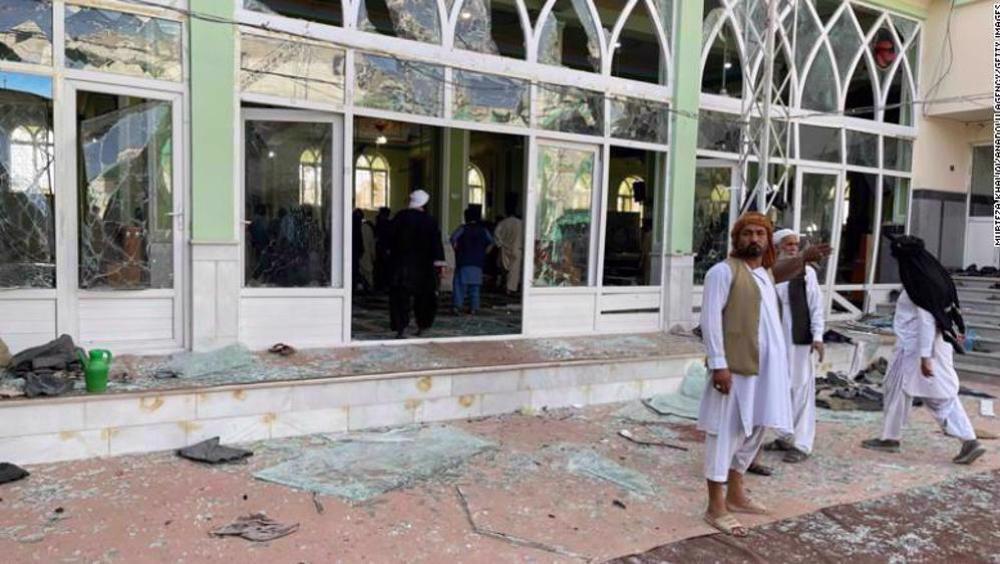 Iran diplomat visits Kandahar attack victims in Tehran hospital