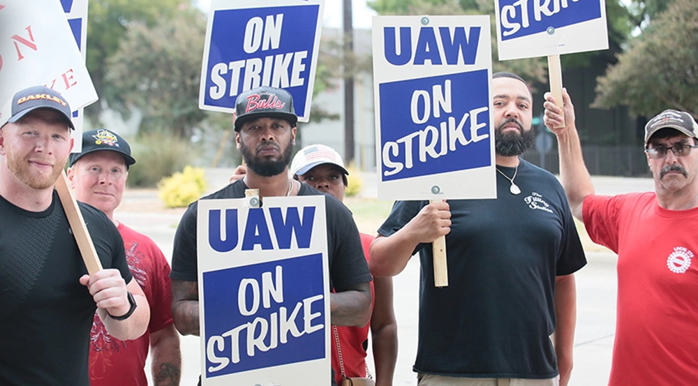 Specter of 'striketober' haunts US as workers face 'critical moment'