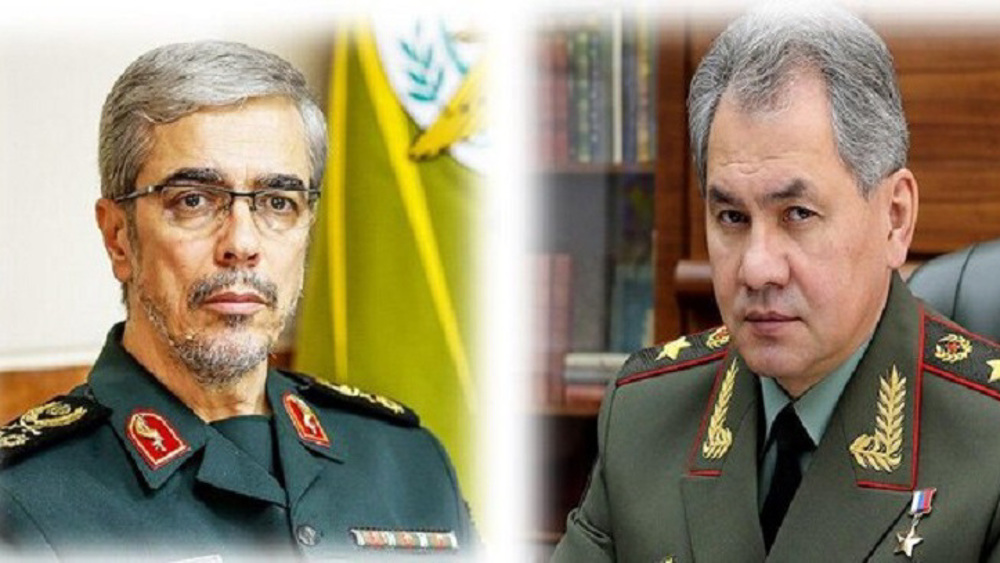Iran, Russia extending military ties