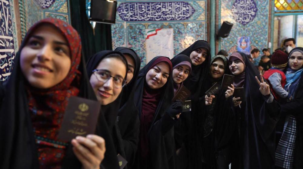Envoy: Iran determined to continue empowerment of women, girls