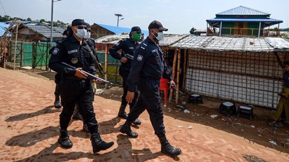 Seven killed in attack on Rohingya refugee camp in Bangladesh