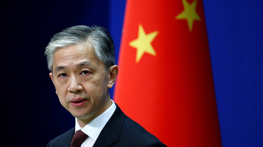 China urges US to abide by 'One China' policy, says won't compromise on core interests