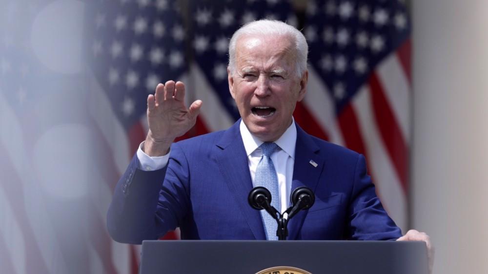 White House tries to clarify Biden's statement on Taipei after Chinese rebuke