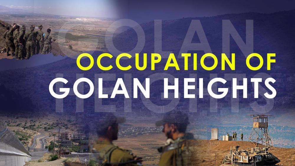 Golan settlements