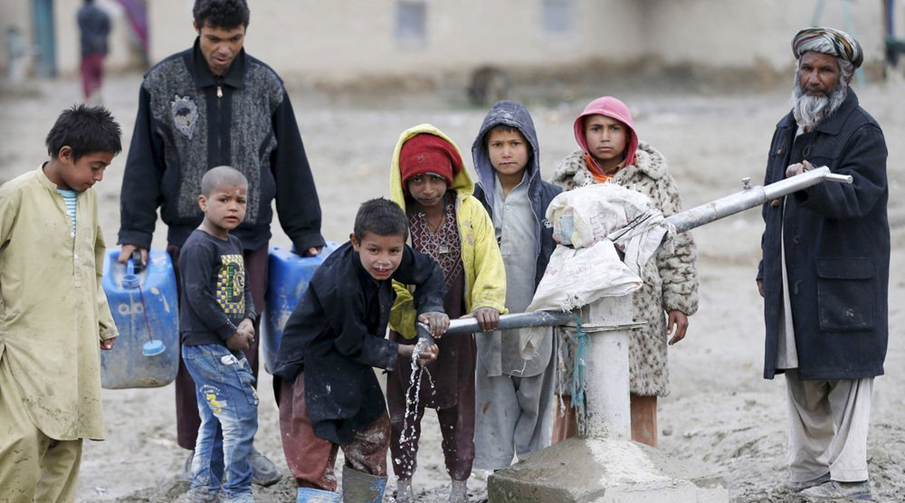Afghans slam US for freezing their assets