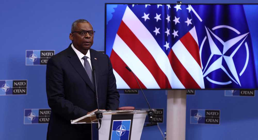 Pentagon chief reiterates US 'commitment' to defend Chinese Taipei