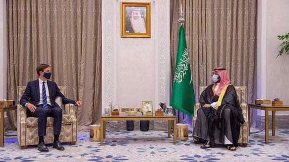 Report: Bin Salman fund to give $2 billion to Kushner's firm