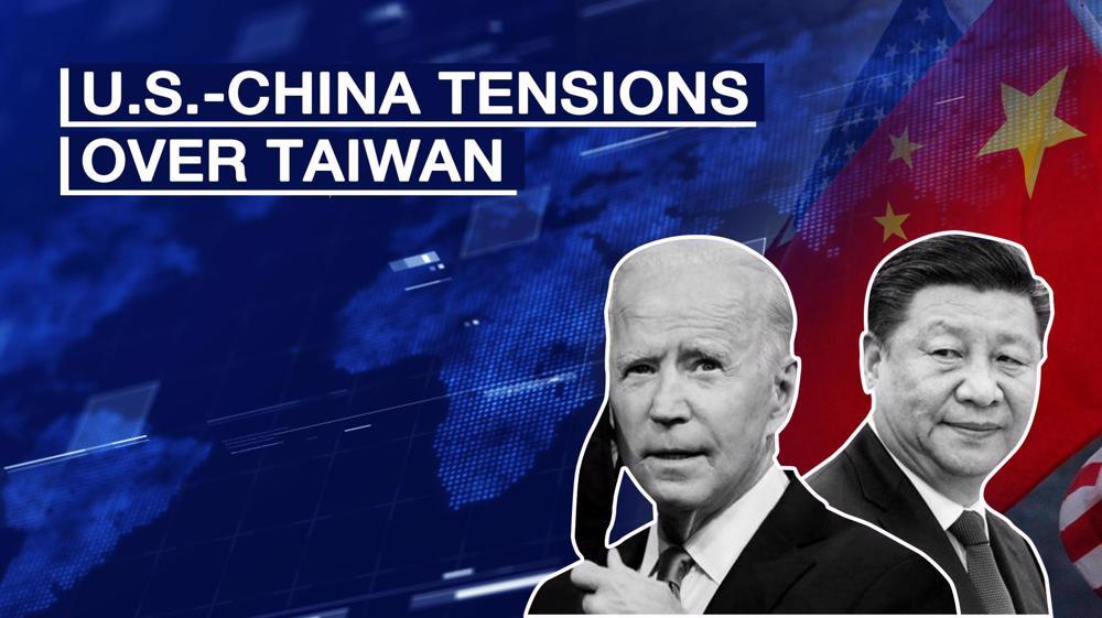 Did Biden just threaten China militarily over Taiwan?