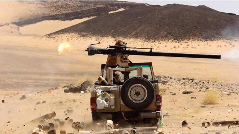 Yemen captures strategic region in Ma'rib; Saudi mercenaries flee