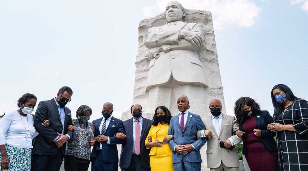 Black leaders losing patience with Biden over voting rights