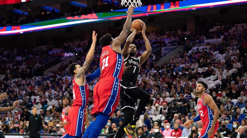 NBA: Philadelphia 76ers 109-114 Brooklyn Nets