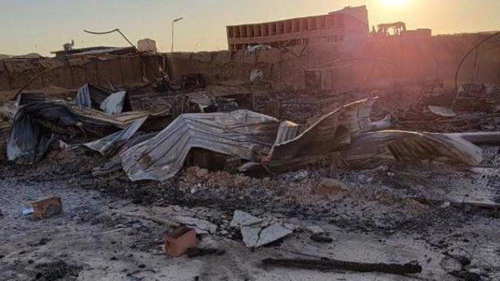 Damage to US base in Syria significant but 'hushed up'