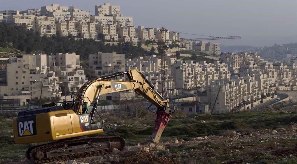 Israeli settlement expansion