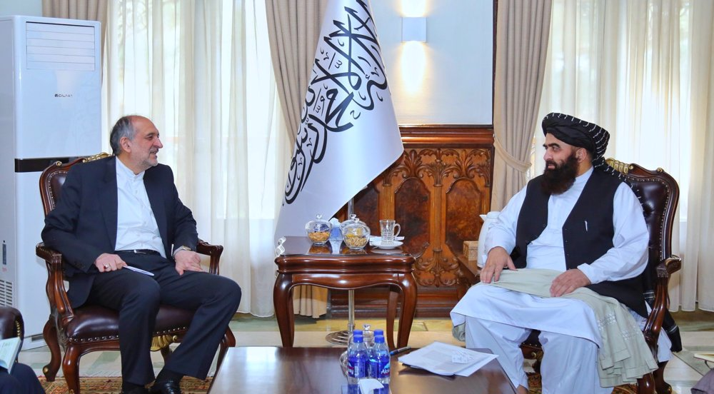 Iran ready to invest in Afghanistan's economy: Envoy