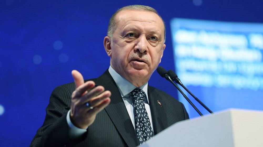 Erdogan: Turkey to expel ambassadors of 10 Western countries