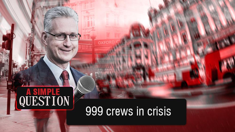 999 crews in crisis