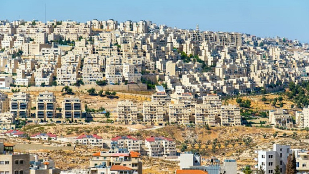 Rights group: Israel acts like annexation entity, continues building illegal settlements