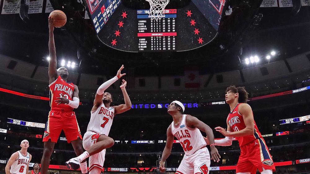 NBA: Chicago Bulls 97-82 Detroit Pistons
