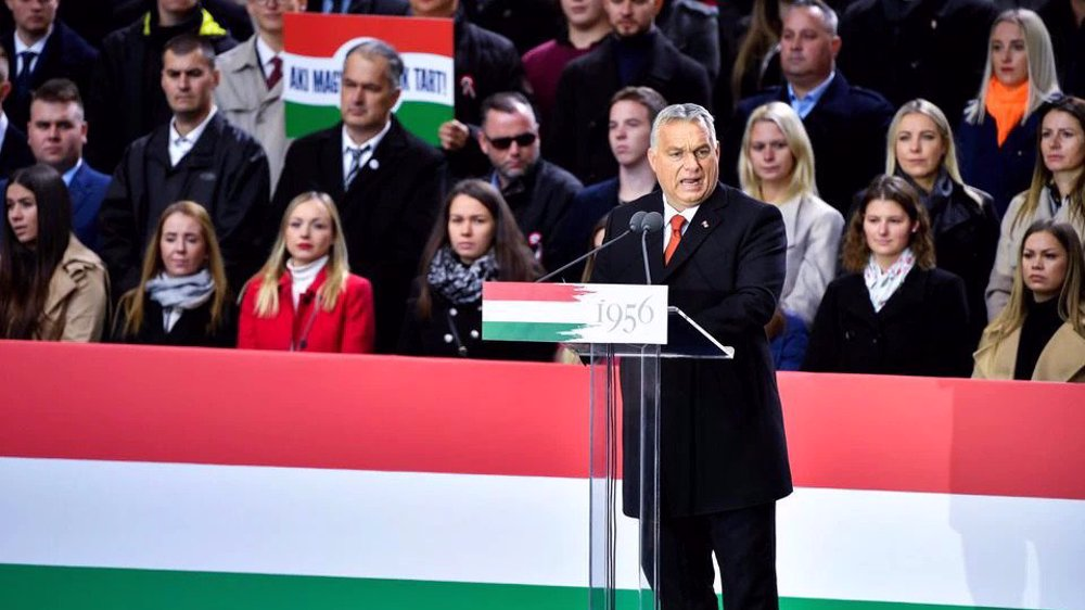 Hungary's Orban accuses US, Soros of meddling as 2022 election nears